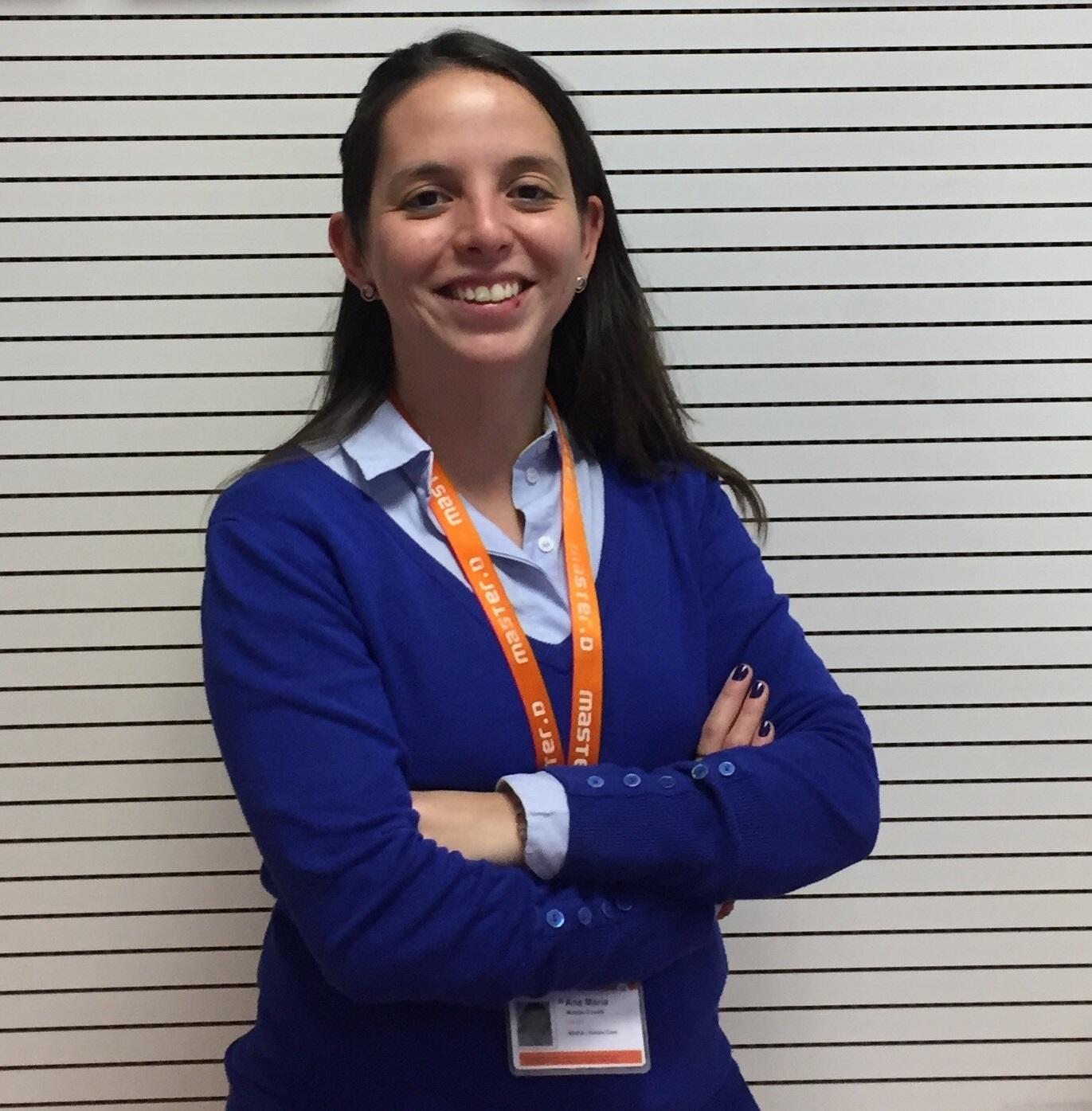Ana María  Montes Covelli