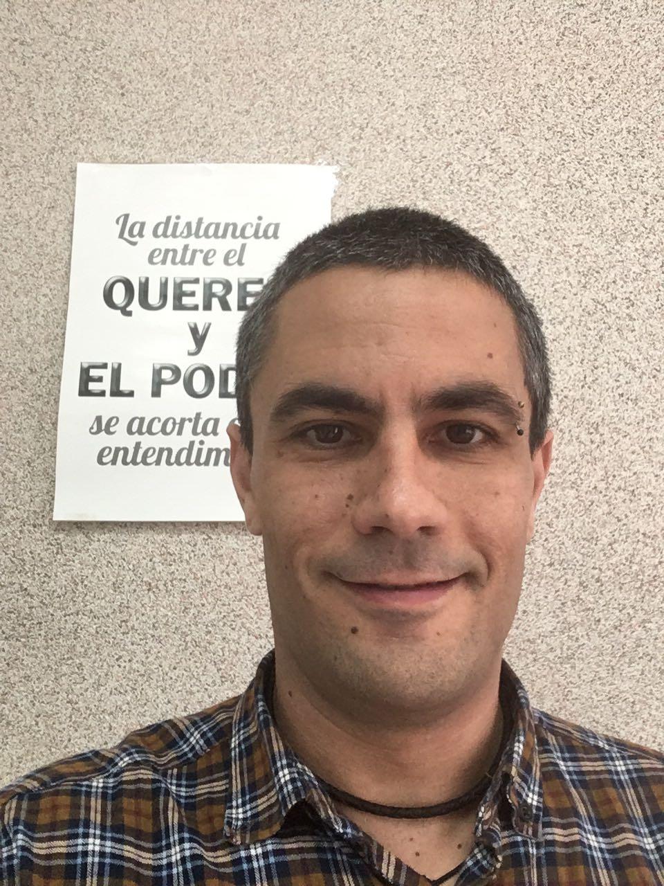 Guillermo Jiménez Rupérez