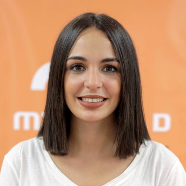 Paula María Mingo Cordón